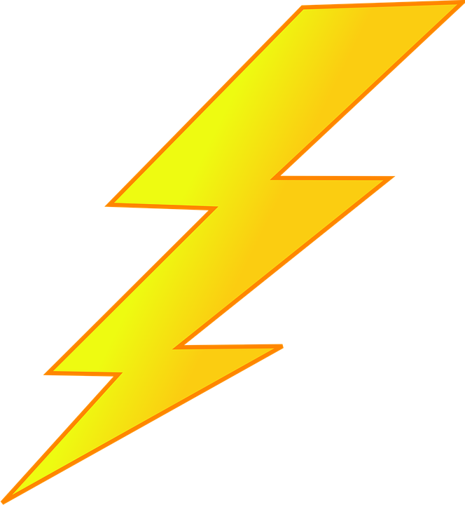 graphic royalty free Lighting Bolt Picture