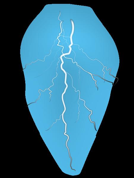 banner freeuse library Lightning transparent png clip. Thunderstorm clipart thunder lighting