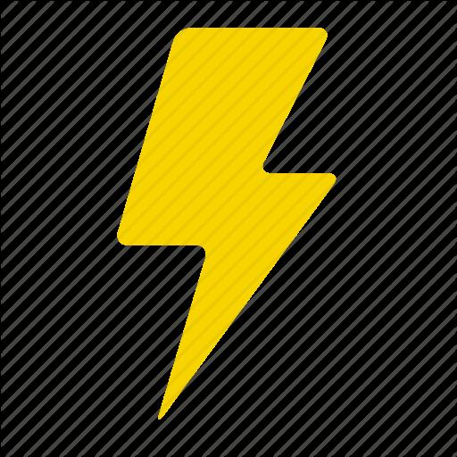 png transparent Drawn Lightning flash