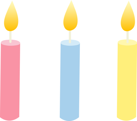 banner stock Birthday Candles Transparent PNG Pictures