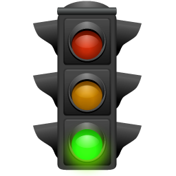 clip art transparent stock Go green traffic icon. Stoplight clipart source light