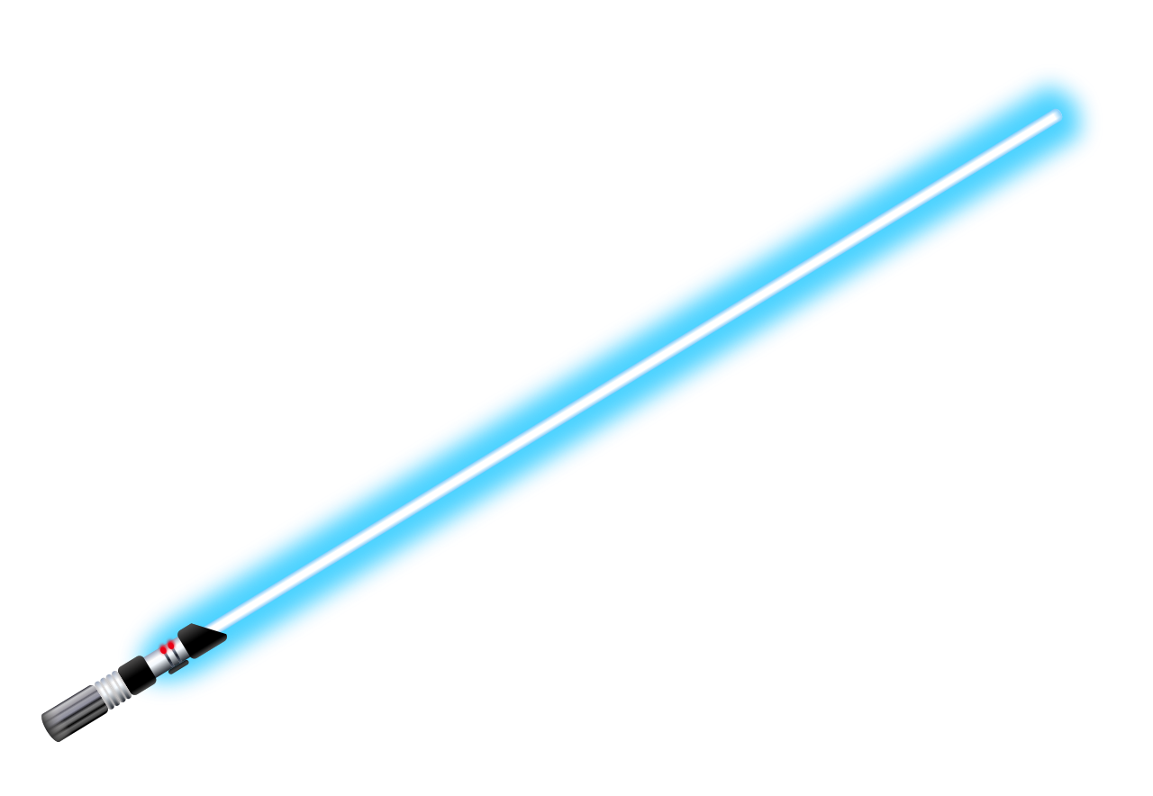 free stock File blue svg wikipedia. Lightsaber clipart.
