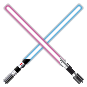 svg black and white library Lightsaber clipart. Laser jedi free on.