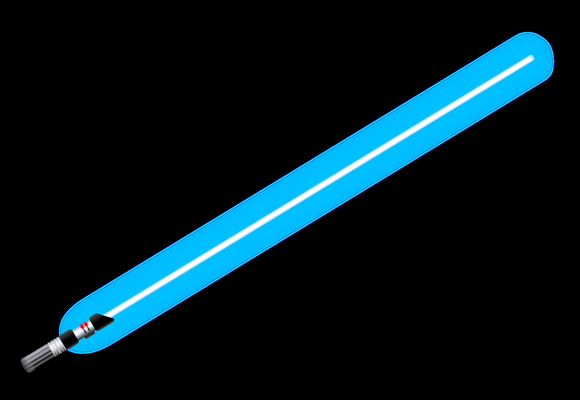 clip royalty free download File blue svg wikimedia. Lightsaber clipart light saber.