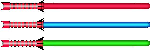 jpg black and white download Lightsaber clipart light saber. Clip art at clker.