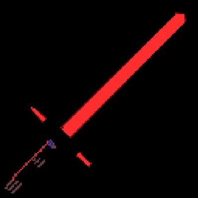 png black and white Nova skin kylo ren. Lightsaber clipart light saber.