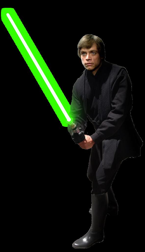 clipart transparent Luke Skywalker