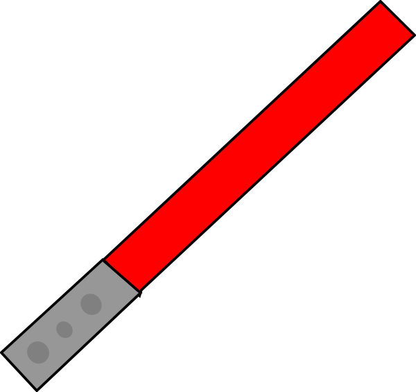 clipart library download Lightsaber clipart red. Saber clip art at.