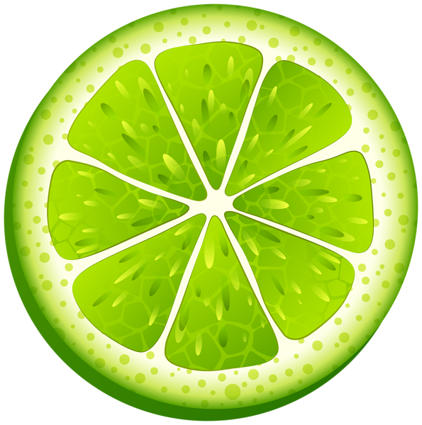 clip art library download Lime clipart. Green lemon free on.