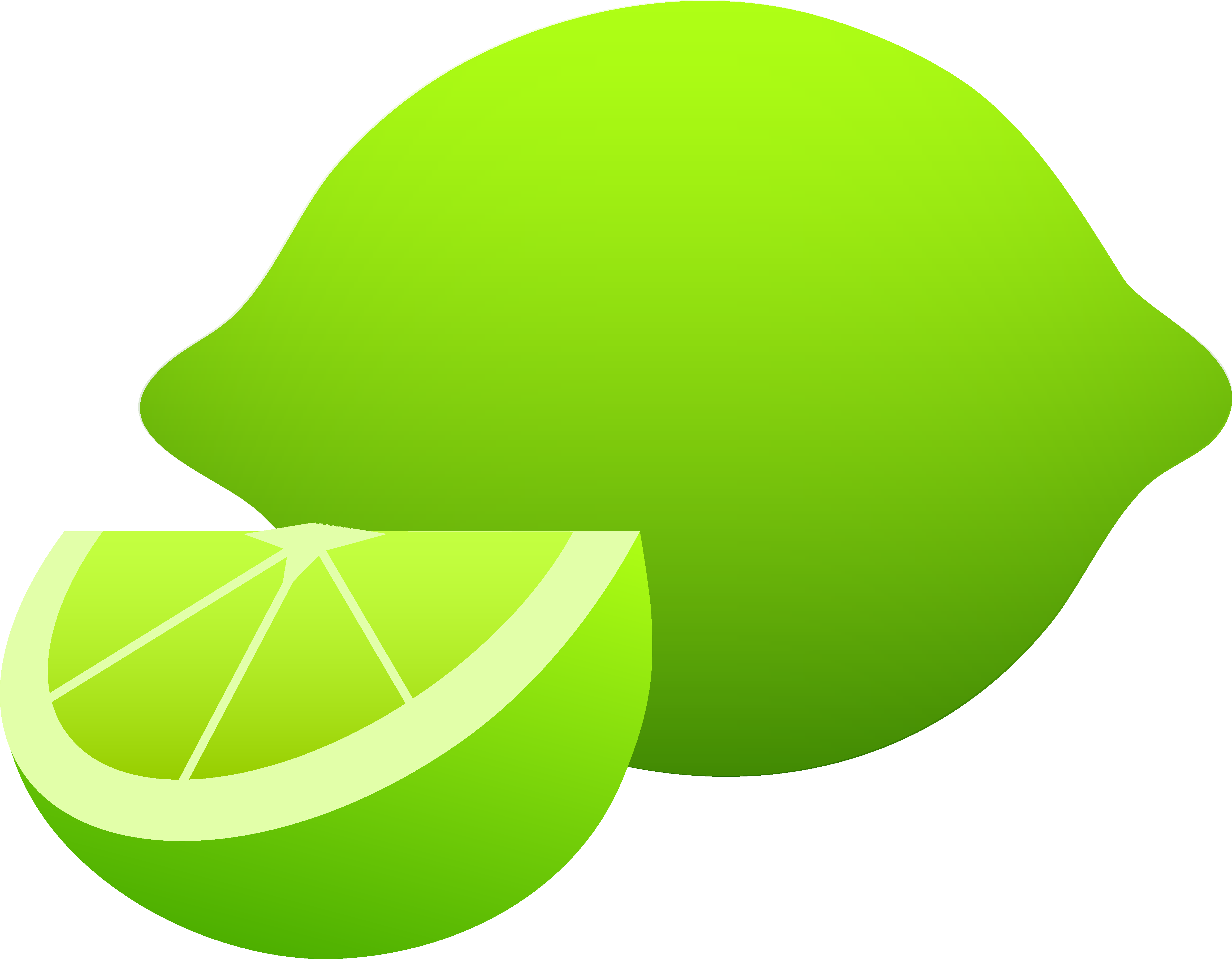 graphic freeuse library Free . Lime clipart.