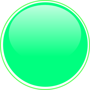 svg transparent Glossy button clip art. Lime clipart circle.