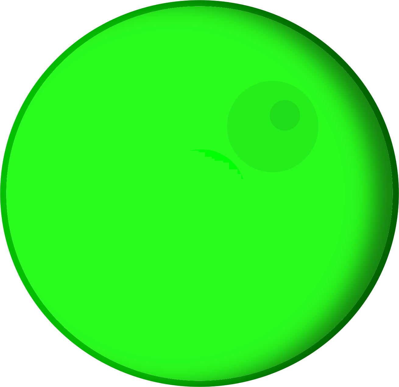 image free library Image sjj png object. Lime clipart circle.