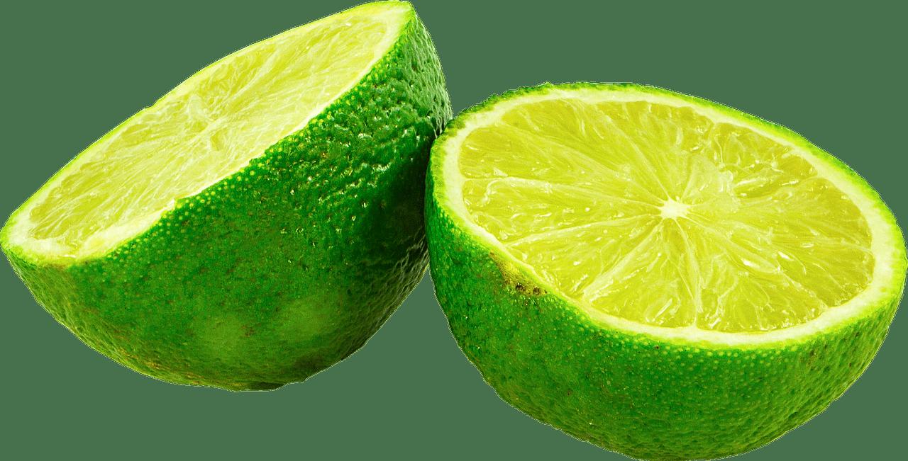 image free download Sliced Lime transparent PNG