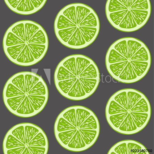 clip free download Round lime slices