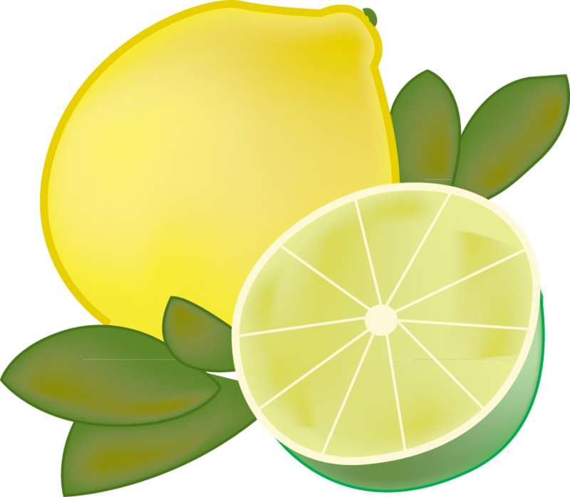 image black and white download Lemon Lime by vixy