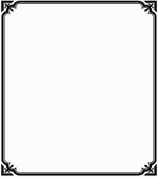 image royalty free Simple line border panda. Free clipart borders and lines