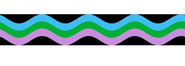 png transparent download Line clipart purple. Wavy png by nikkilean.