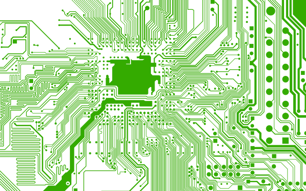 transparent library Lines clipart circuit. Clip art panda free