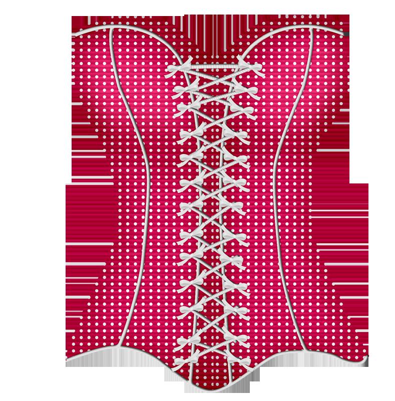 png freeuse Lingerie clipart pink object. Lacarolita seduction corset png.