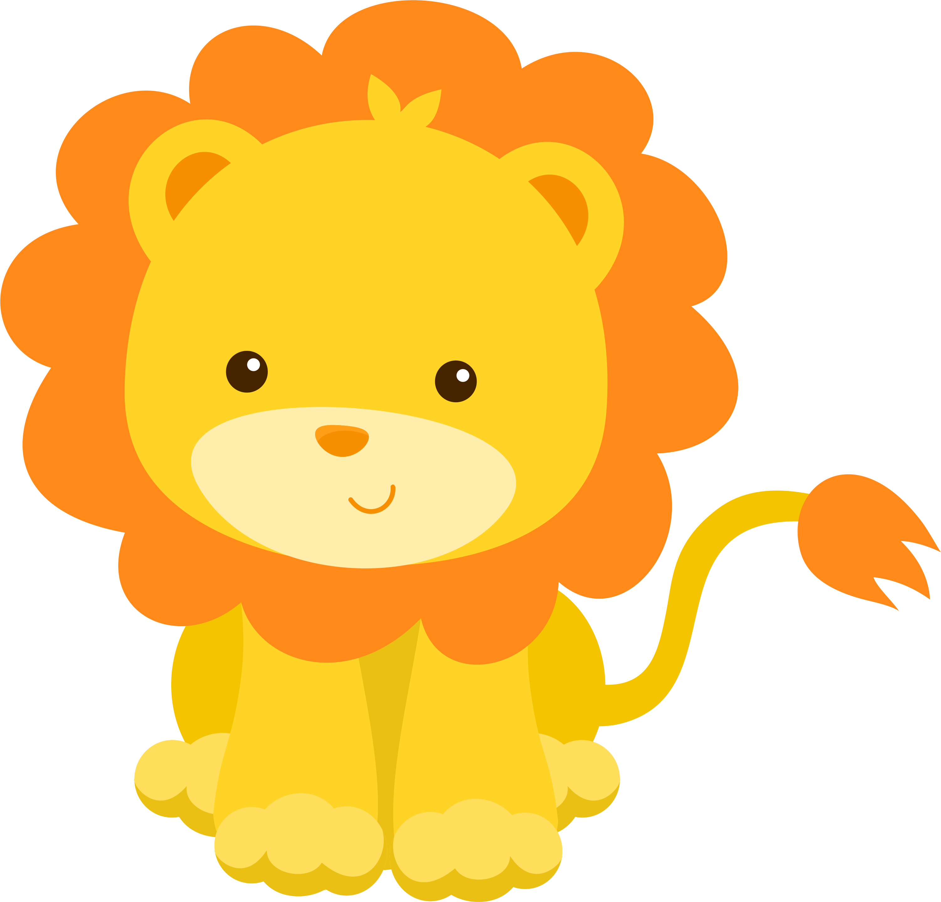 free library Zoo animal frames illustrations. Lion clipart.