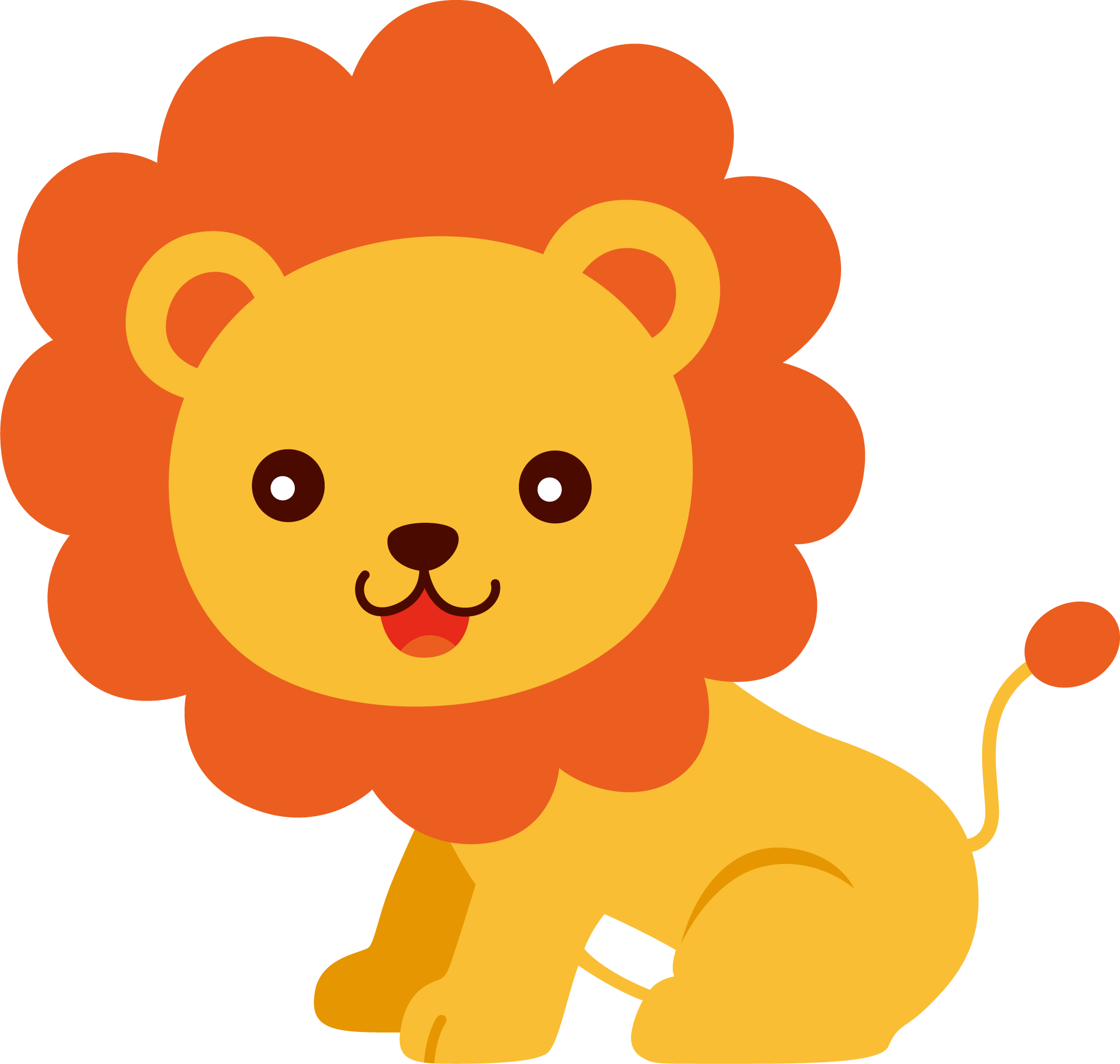 vector royalty free download Lions clipart. Baby lion free download