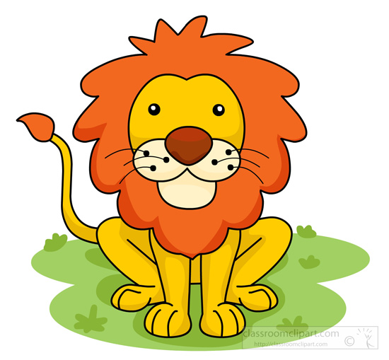 clip free stock Lion clipart for kids. Best clipartion com