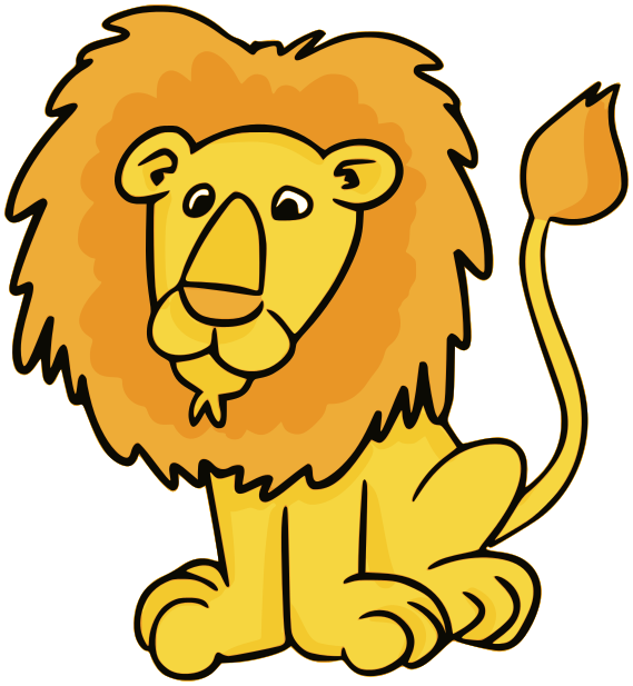 graphic transparent download Lion clipart muscular. School free on dumielauxepices.