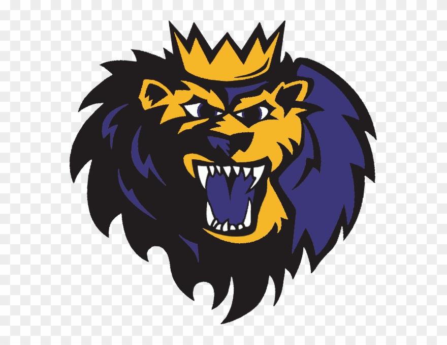 clip free Lions clipart monarch. Manchester monarchs lion head