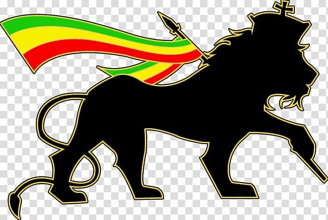 clip royalty free download Rastafari jah jamaica lion. Lions clipart reggae.
