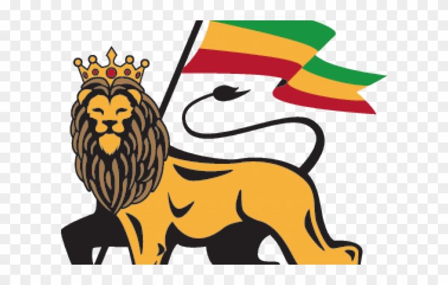 clipart transparent download Lion portable network graphics. Lions clipart reggae.