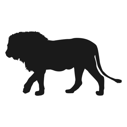 picture transparent download Lion Silhouette at GetDrawings