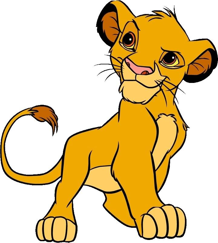 clip art transparent stock The lion king clipart. Baby toy clip art