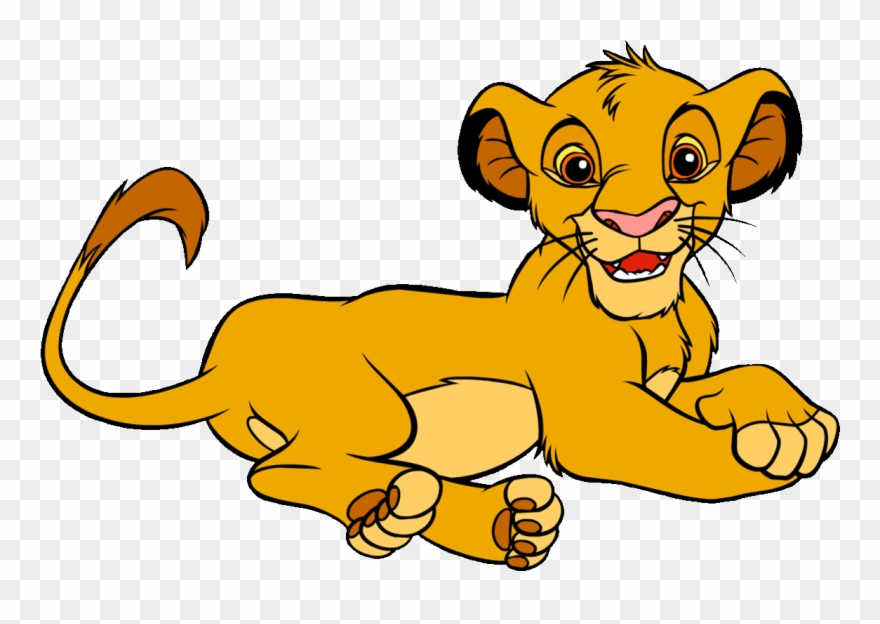 clip art free Simba clip art library. The lion king clipart