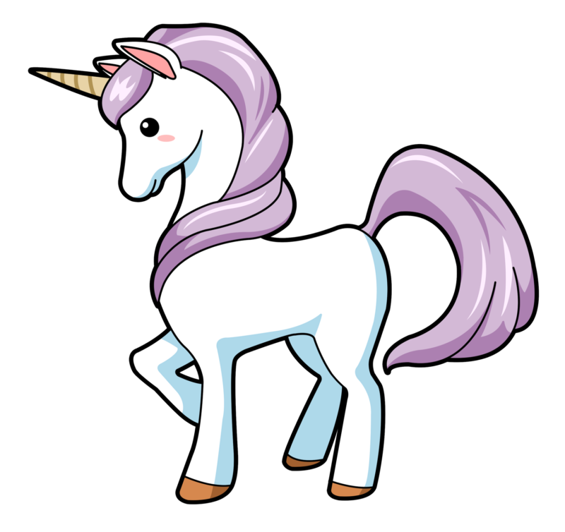 jpg stock Unicorn Clipart Images Free Download