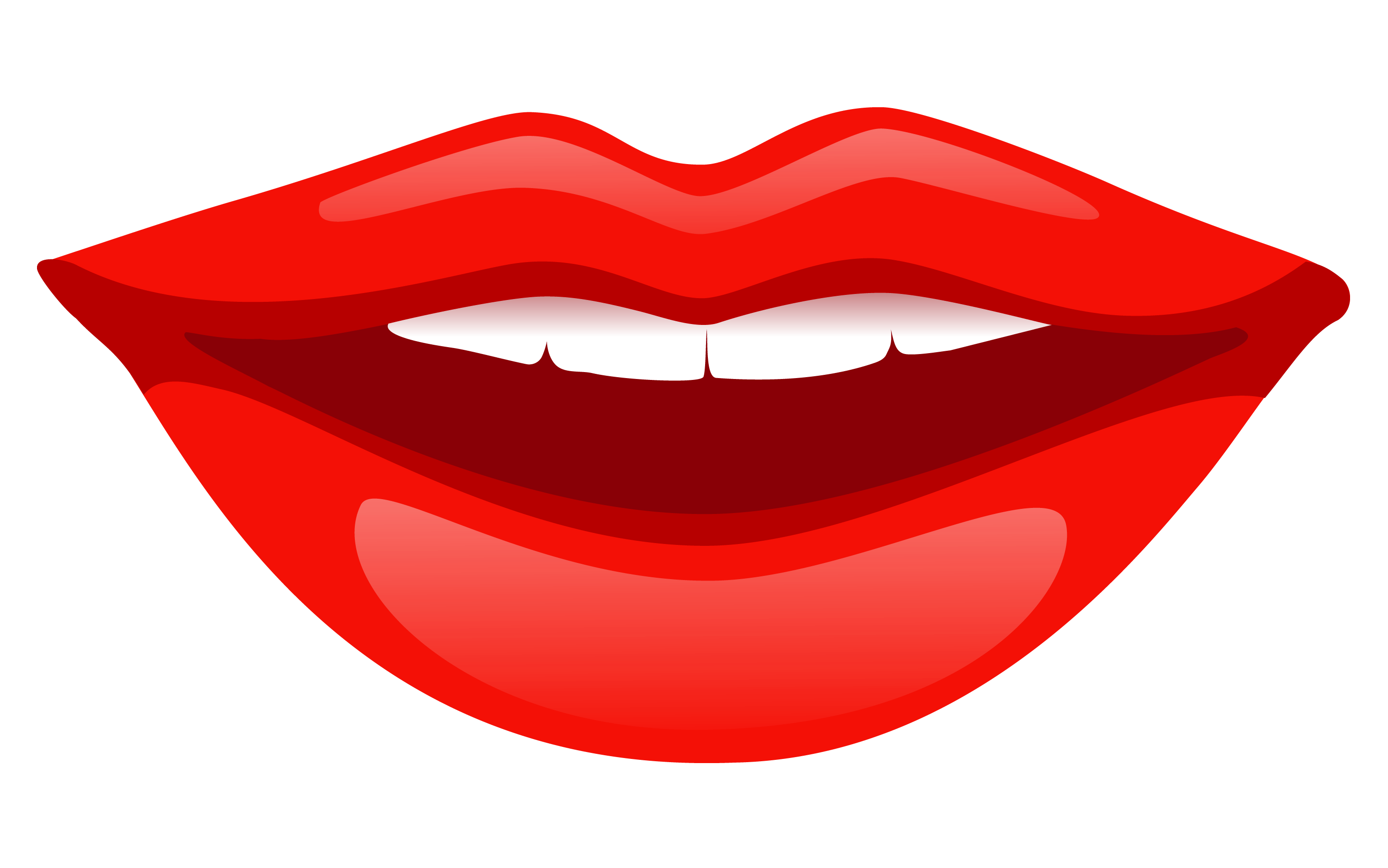 freeuse Lip clipart. Female transparent free for.