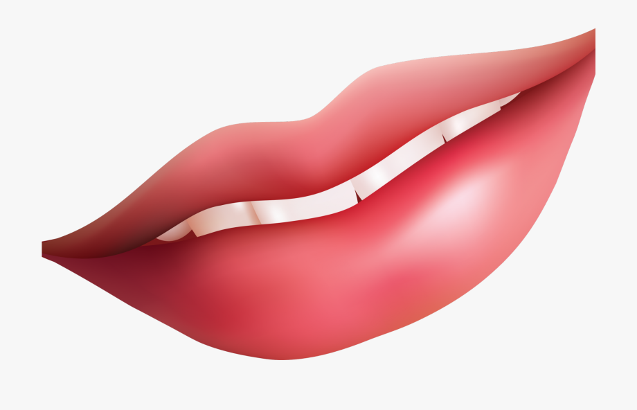 freeuse library Lips clipart. Cartoon png .