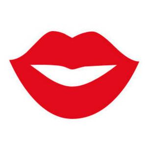 jpg free stock Lips clip art free. Lip clipart.