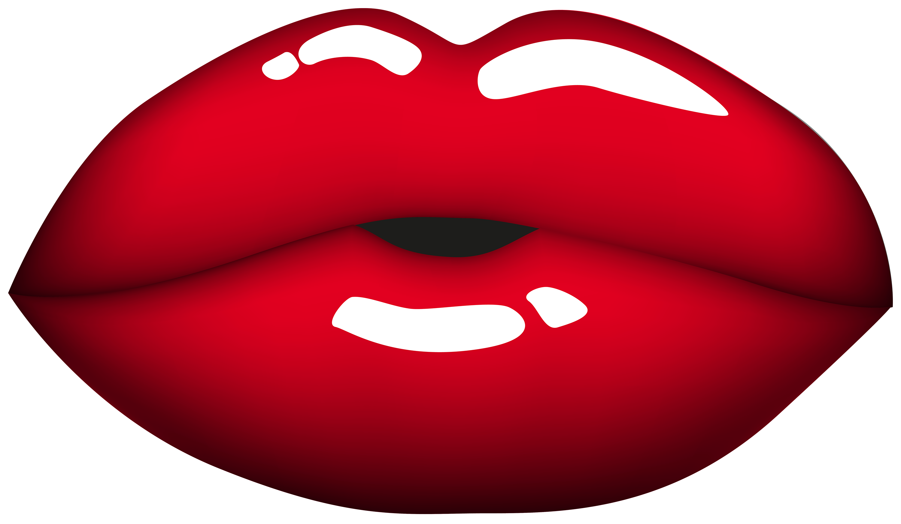 graphic free stock Red mouth png eyes. Lips kiss clipart