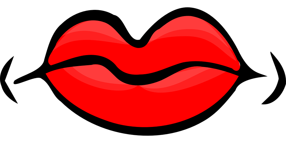 clip art royalty free stock Mouth clipart lip closed. Lips free on dumielauxepices.