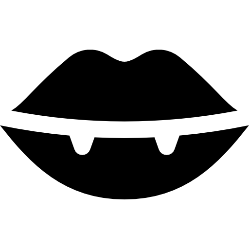 png stock Lip clipart halloween. Lips icon .