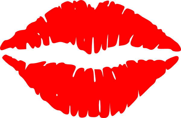 clip royalty free download Lip clipart halloween. Cartoon kissing lips best.