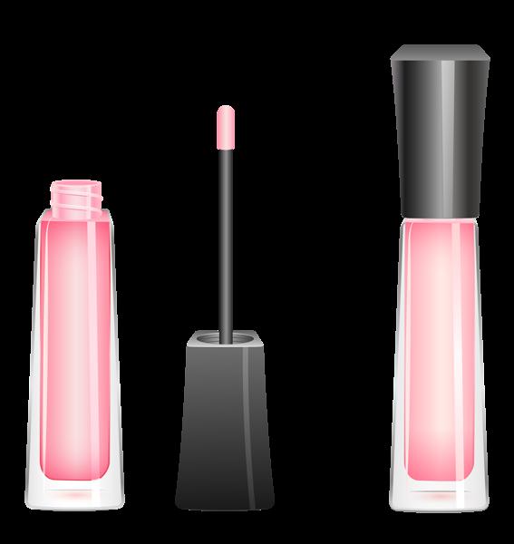 vector freeuse stock Lip clipart makeup. Lipstick pink comestic pinterest.
