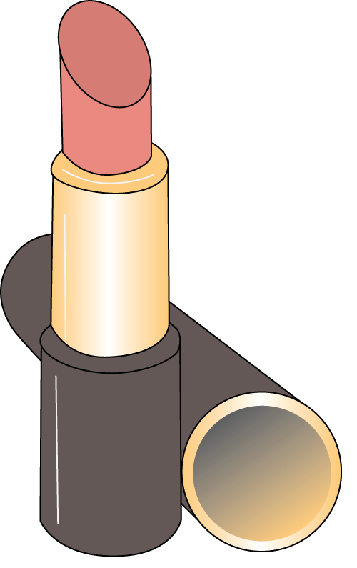 vector library download Lipstick clipart makeup.  collection of no.