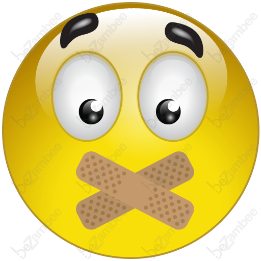 clipart free download Silence soft voice free. Lip clipart silent.