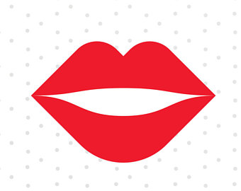 clip art freeuse download Lips clipart. Free clip art download.