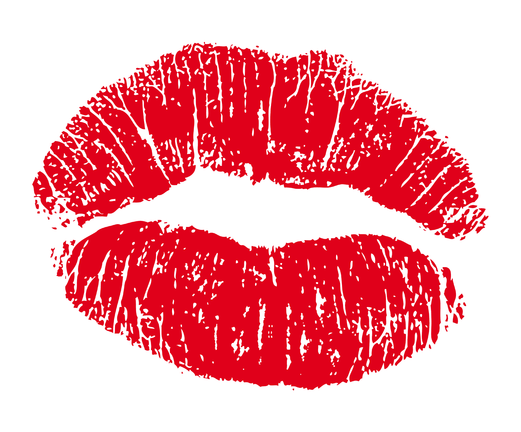 jpg royalty free library Png red transparent images. Lips kiss clipart