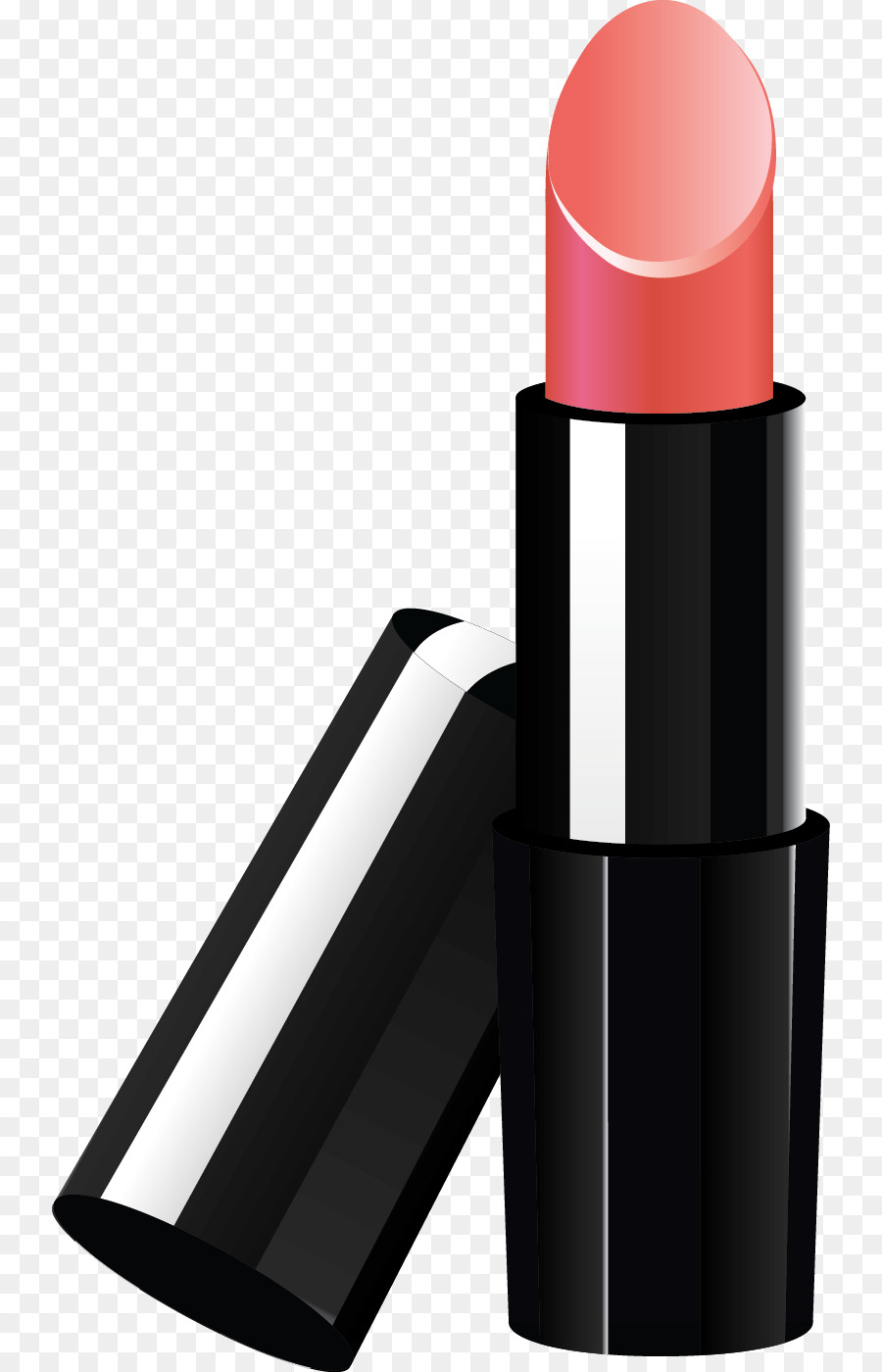 vector royalty free stock Chanel clip art . Lipstick clipart