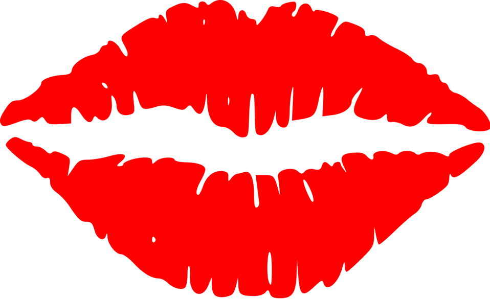 banner transparent Lips Transparent Background Clipart