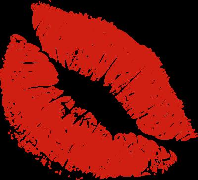 picture free library Mustache clipart lipstick. Red lips make cliparts.