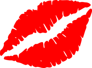 banner library Lipstick kiss clipart. Free cliparts download clip